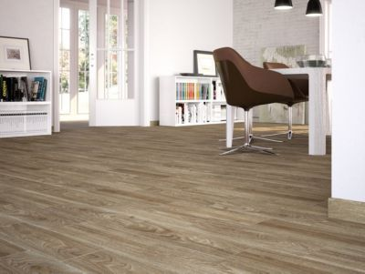 Cumberland Cafe Wood Plank Ceramic Tile - 7in. x 20in. | Floor and Decor