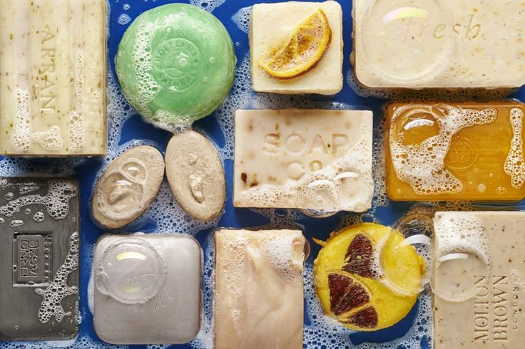The best soaps that wont leave your hands dry or