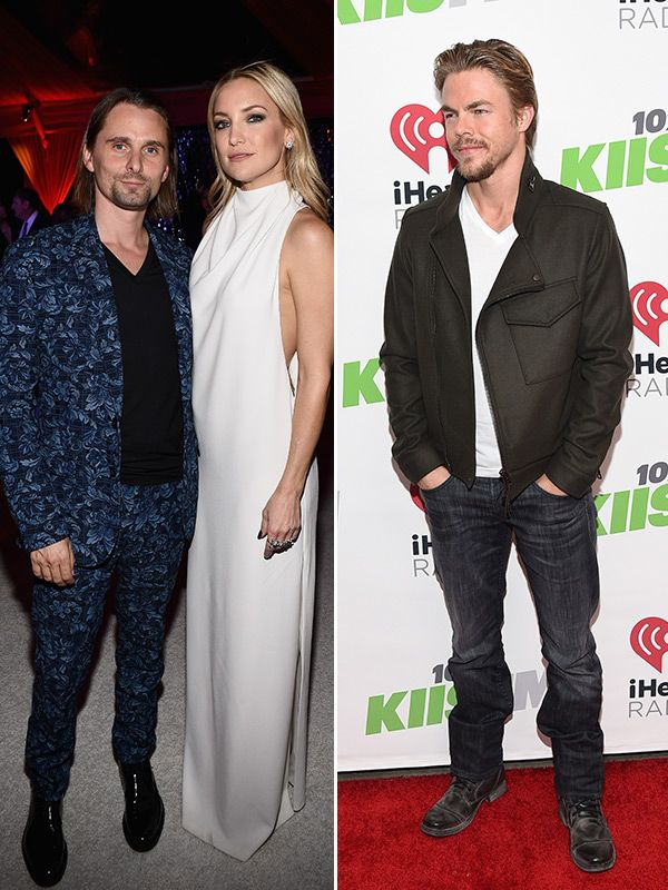 Kate Hudson Hooked Up With Derek Hough After Calling Off�Engagement