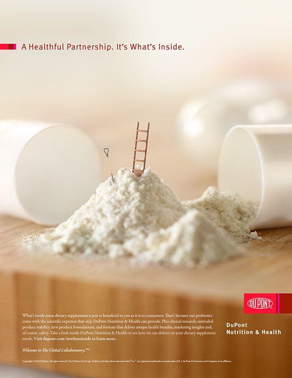 DUPONT: It's What's Inside | Abduzeedo Design Inspiration
