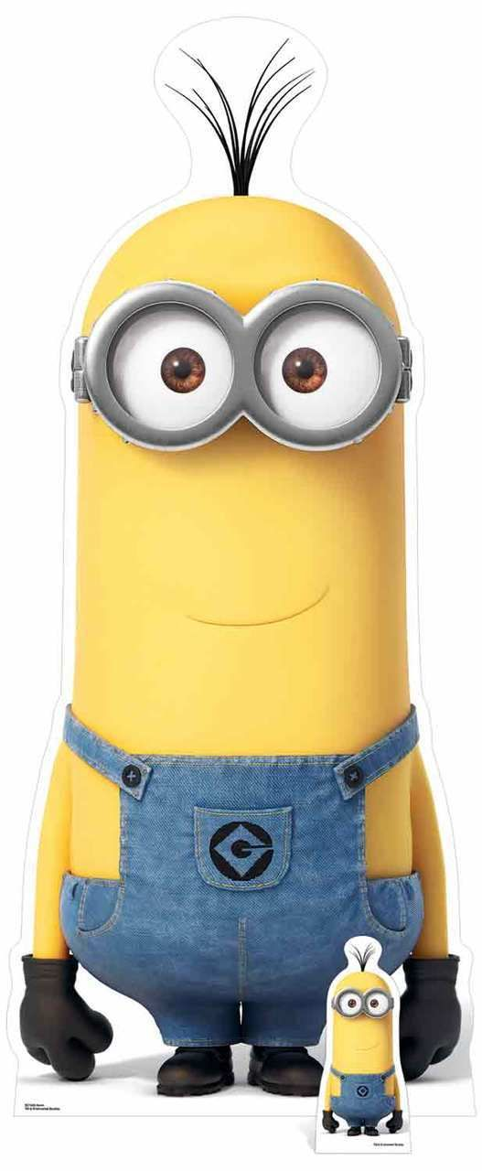 Kevin Minion from Despicable Me 3 Cardboard Cutout / Standee / Stand up - Buy standups & standees at starstills.com