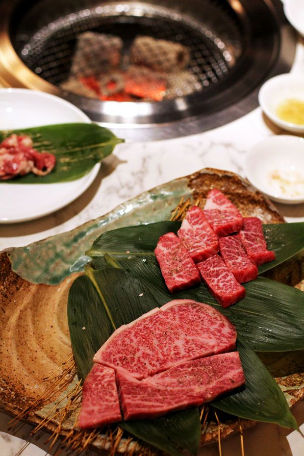 Tsurugyu: A Taste of Kobe Beef in Osaka, Japan | Sushi Bytes, a travel food blog from the Philippines