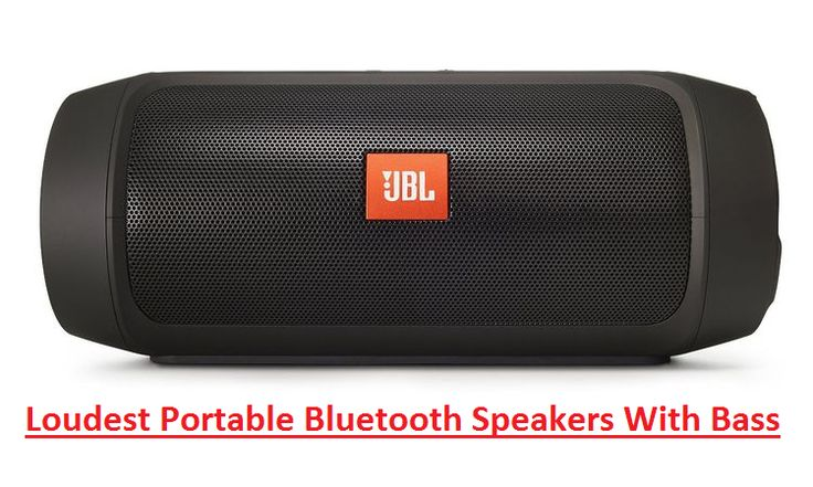 Here is our complete top list of over a 100 of the best & loudest portable speakers with very solid bass of good quality, that produce crispy clear Sounds, having studio quality Clarity and have loud Volumes, longer lasting Batteries, great Bluetooth function & Wider Bluetooth Range, are very Portable, with awesome Features and are also very Simple to Setup. You can buy them for yourself or send them as Gifts to your friends and loved ones & your party will never stop nor end.