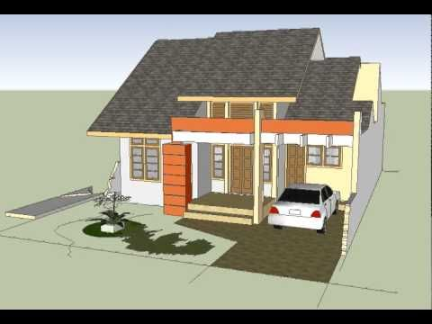 Animasi Rumah Tinggal Type PS-04 Donload gambar disain @ http://bursa-arsitektur.blogspot.co.id/2010/04/disain-rumah-tempat-tinggal-type-ps-04.html