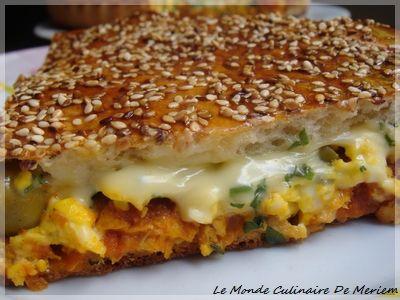 Tourte-Burger - Le Monde Culinaire De Meriem, Miam. (http://cuisine-univers.over-blog.com/article-19078113.html)