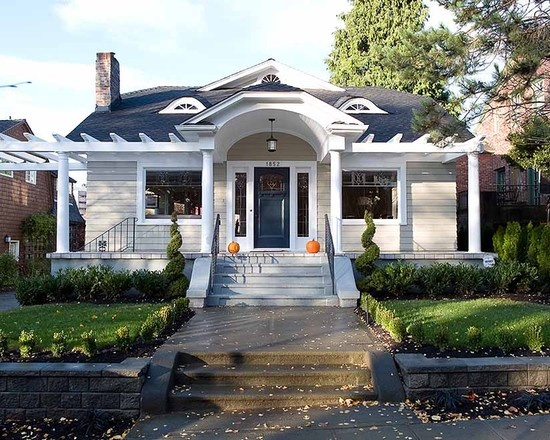 Front Porch Portico Design Pictures Remodel Decor And