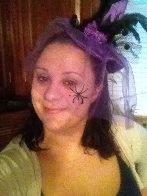 Halloween Costume - cvegnad
