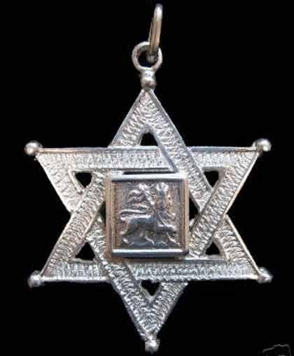 The Lion Star of Judah