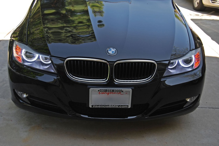 2009 Bmw 328I Sedan Led Headlights With Bixenon Projector-6989