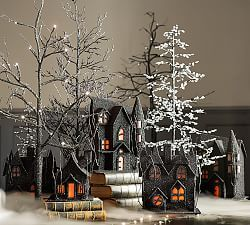 halloween decorations pottery barn