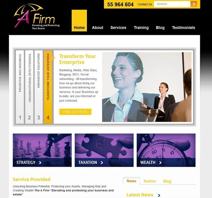 The Australian A Firm - Accountants