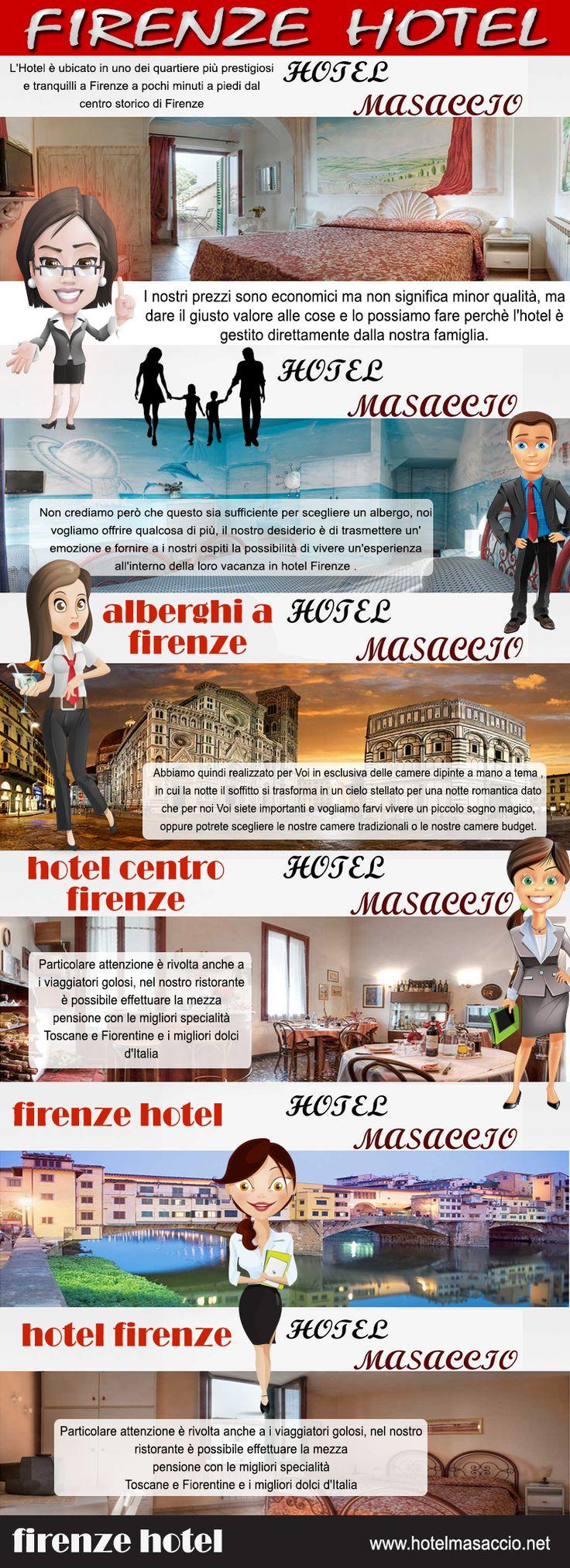 Visita il nostro sito http://www.hotelmasaccio.net/ per ulteriori informazioni su Firenze Hotel. Luxury firenze hotel è molto popolare in tutto il mondo. Per i baby boomer vanno in pensione l'hotel è un modo economico per possedere una seconda casa. Hotel di lusso sono via per coccolarvi in una vacanza ben necessario. Si stima che il settore del turismo crescerà del settore alberghiero, in particolare il settore alberghiero.