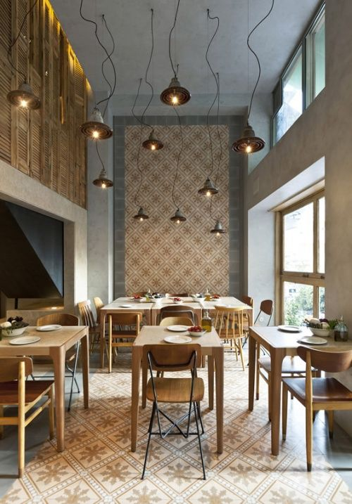 Trattoria Restaurant Athens by K Studio