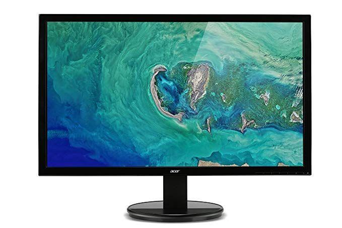 Sehr Effizienter Monitor Und Auch Gutes Bild Computer Zubehor Monitore In 2020 Bildschirm Zoll Seitenverhaltnis