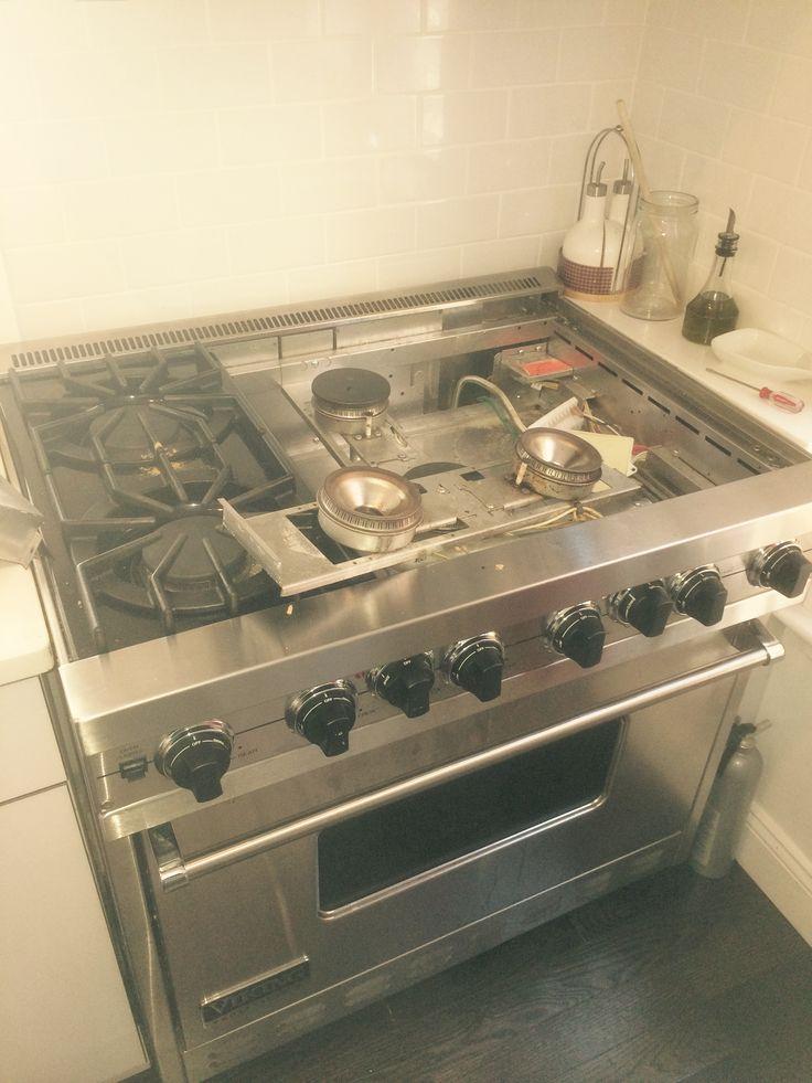 Viking Stove Repair VGSC3666BSS # Viking # Viking_stove #