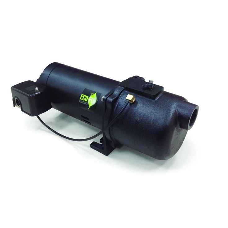 ECO-FLO Products 1 HP Shallow Well Pump EFSWJ10