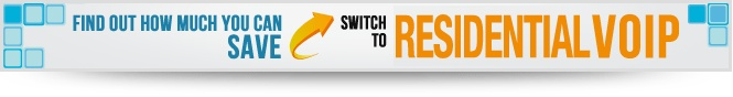 Find out how much you can save! Switch to Residential VoIP with MyRatePlan.com