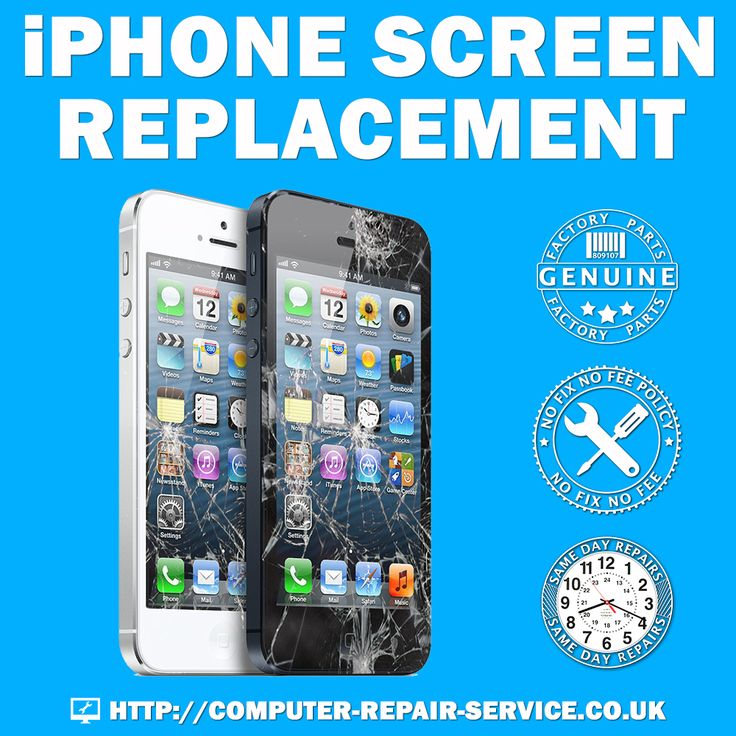 Sometimes An Iphone Screen Can Get Cracked Or Shattered Were Here To Help At Computer Repair Services Offers Original Iphone Screen Replacements At