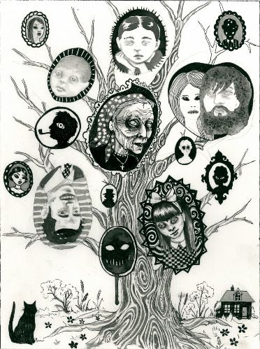 """Julie Nord - """"Family Tree"""""""