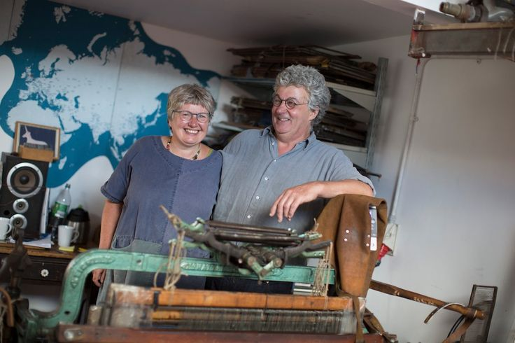 No better equipment for making than our own hands | McKernan Woollen Mills | Handmade scarves | Made in Ireland | Irish Design | Mens & Womens Fashion Accessories