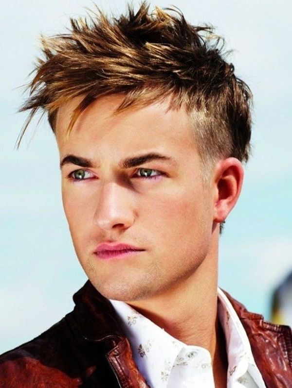 40 Hairstyles For Men With Thin Hair And Big Forehead Mens