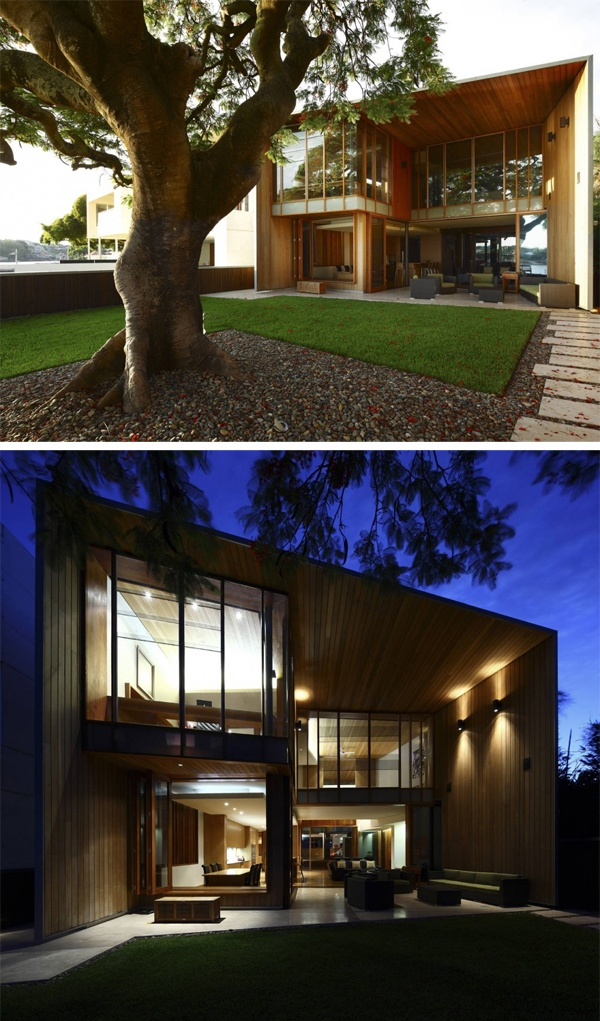 Arbour House /// Richard Kirk Architect