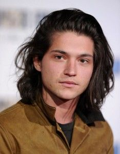 Thomas McDonell ..... too young for me but..... very cute..... VERY cute. Ummm... ok, I should stop looking now. ;)