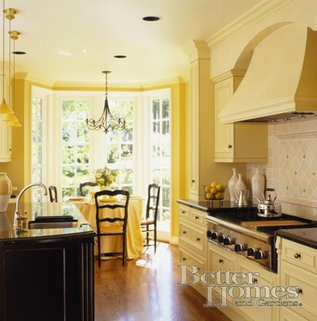 26 best images about yellow kitchens on pinterest how to for Modern yellow kitchen design