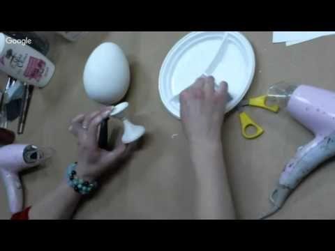 Вебинар.Валентина Сухова.Пасхальное яйцо с именной иконой.
