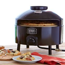 This would be so much fun! Make Pizza on the patio with an outdoor pizza oven by Williams-Sonoma.  A perfect Christmas gift!