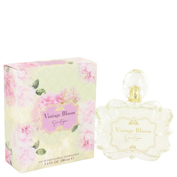 Jessica Simpson Vintage Bloom Perfume by Jessica Simpson 3.4oz
