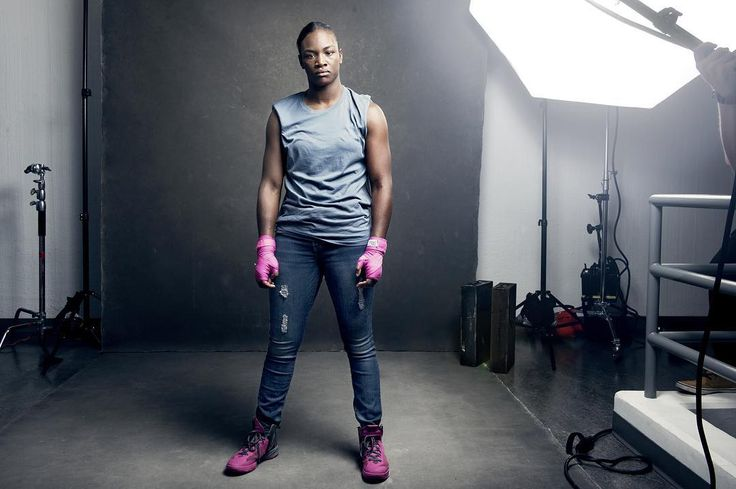 American boxer and the first American woman to win a boxing gold medal at the London Olympic Games @claressa_shields photographed for @huffingtonpost in Colorado Springs Colorado.  #behindthescenes  and blog in the link in bio.  #claressashields #london #olympics #oliphant #oliphantstudio #huffingtonpost #editorial #portrait #photography #create by seanhagwellstudios