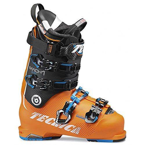 Tecnica Mach 1 130 MV Ski Boots 2017  275OrangeBlack * Be sure to check out this awesome product.