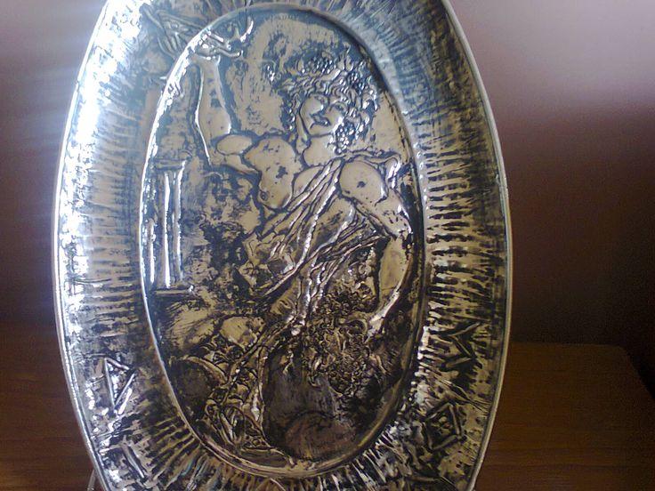 Dionisos si cupa cu licoare
