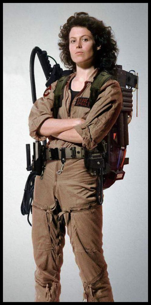 I'd wish she was in the new Ghostbusters film - Rehashed from reddit feel free to subscribe if you prefer Pinterest over Reddit :) An IFTT test wrote by http://ift.tt/1dTOCQZ