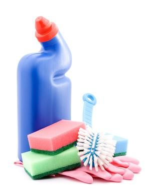 With a few supplies, a vehicle and a little marketing, you can start a cleaning business.