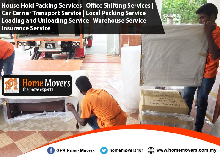 Movers loading only