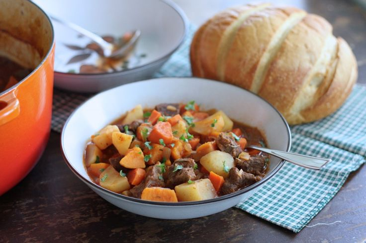 Simple Beef Stew-Classic and easy, this will become your go-to anytime of the year!