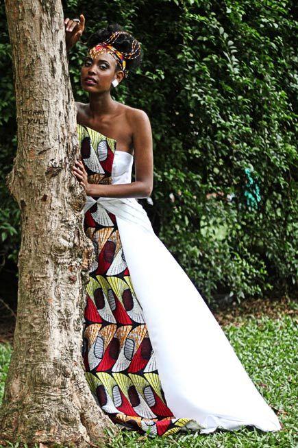 Ateliê especializado em moda africana lança vestido de noiva com referência afro-brasileira   Chic - Gloria Kalil: Moda, Beleza, Cultura e Comportamento