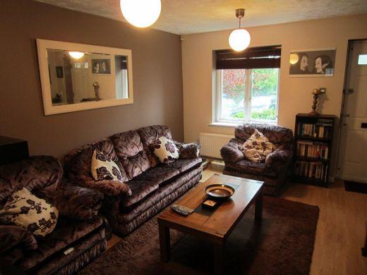 Wohnzimmer Ideen Schwarz Braun