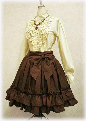 Victorian maiden◆スカート入荷の画像(2/18)