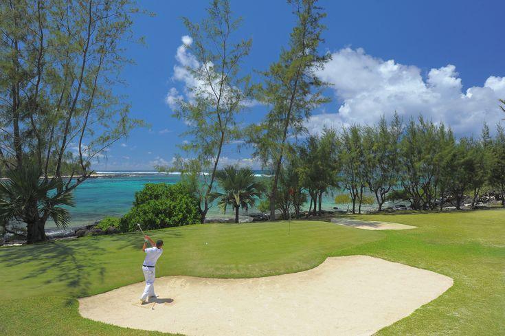 Shandrani Golf Course - Mauritius