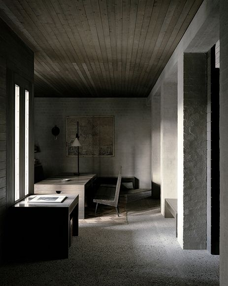 Office and Private  house or architect Jan de Jong foto Kim Zwarts