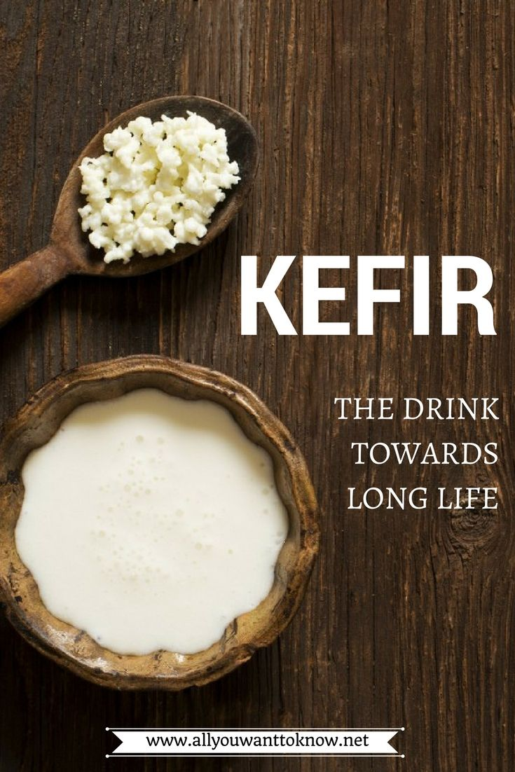 For 130 years now, people consider #kefir as the best #cure for many #diseases.