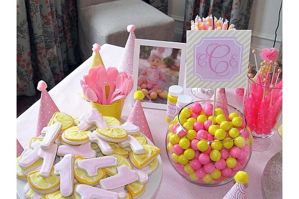 Pink lemonade birthday party ideas for girls pinterest for Lemon shaped lemonade stand