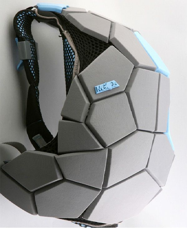 Meiosis Backpack - Davidi Gilad-Creative Backpacks