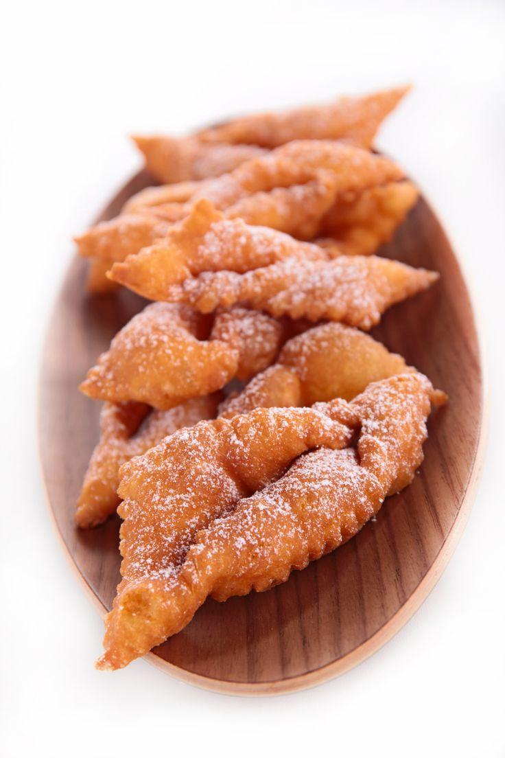 Bugnes, merveilles... tous sont des beignets de Mardi Gras. La recette sur aufeminin
