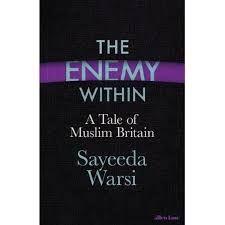 Znalezione obrazy dla zapytania the enemy within sayeeda warsi