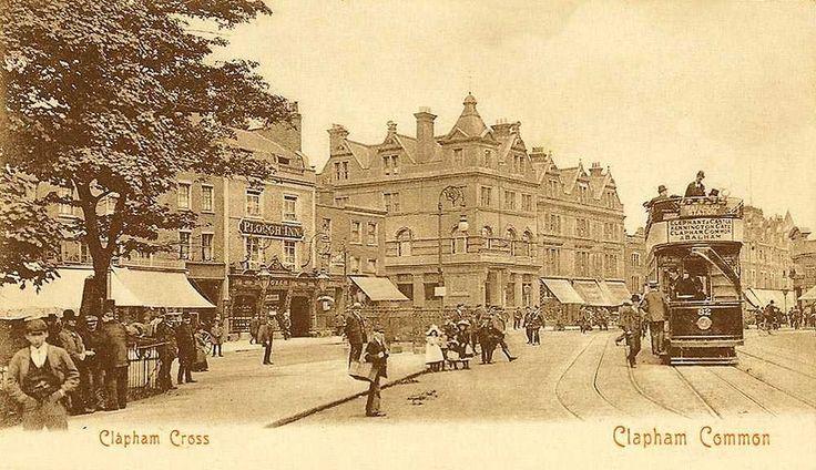 Clapham Cross