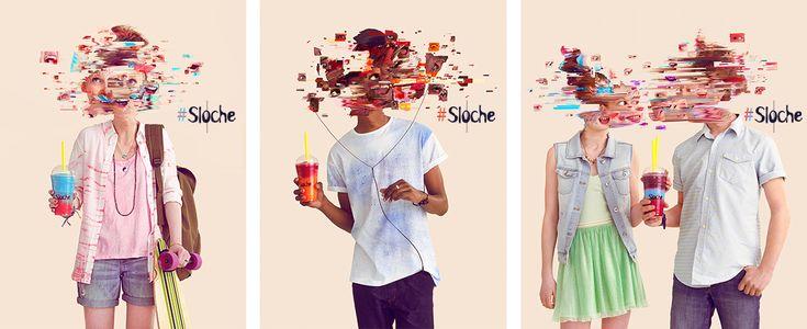 Sloche on Behance